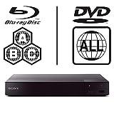 SONY BDP-S6700 2K/4K Lecteur Multi Zone Region Code Free Blu Ray 2D/3D – WI-FI – DVD – SACD- CD Player