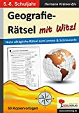 ebook Geographie-Rätsel mit Witz! 5.-8. PDF kostenlos downloaden