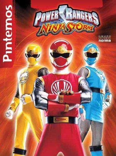 Ninja Storm 1 - Pintemos