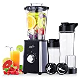 Best Blender For Ices - Housmile Smoothie Blender, Ice Crusher Grinder & Juicer Review