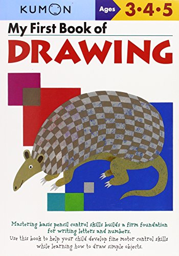 My First Book of Drawing di Not Available