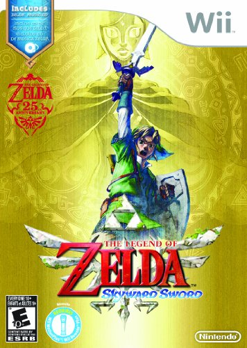 The Legend of Zelda: Skyward Sword   [Edizione: Regno Unito]