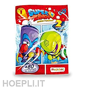 SuperZings Serie 1 Figure, Colores Surtidos, PSZ1D830IT00