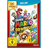 Super Mario 3D World - Nintendo Selects - [Wii U]
