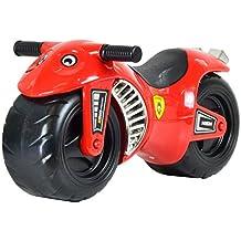 bopster Motocicleta correpasillos para montar sin pedales 12-30 meses - Rojo