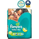 Couches Pampers Baby-Sec Taille 5 Pack Essentiel - 39 Langes