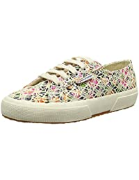 Superga 2750 Laceflowersw, Sneakers basses mixte adulte