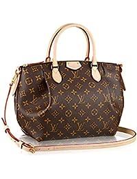 Louis Vuitton Auténtico Monogram lienzo Turenne PM Tote Bag bolso artículo: m48813 fabricado ...