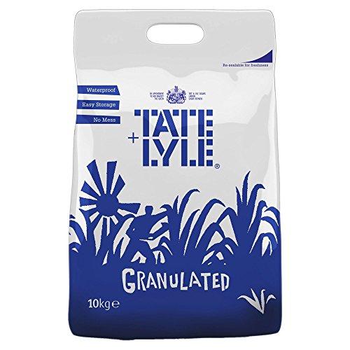 Tate & Lyle Granulated Sugar - 1x10kg