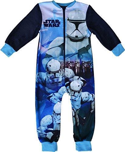 Disney Jungen Schlafanzug Blau blau Gr. 2-3 Jahre, blau