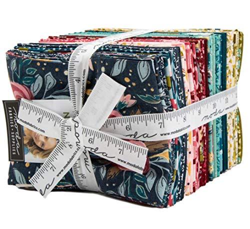 BasicGrey Nova 31 Fat Quarter Bundle für Moda Fabrics Bundle Reben