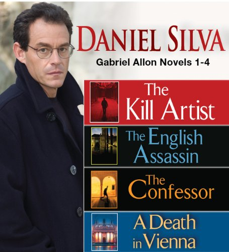 Daniel Silva GABRIEL ALLON Novels 1-4 (English Edition)