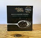 Bo Tree Farm: 100% organico Kampot Gourmet Pepper 90g nero rosso e bianco Black