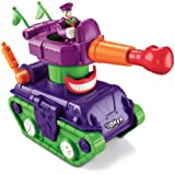 Fisher Price Imaginext DC Super Friends Vehicle The Joker Tank