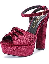 Nuovo Donna Truffle Nero Plastica Colorata Casual Basse Sandali Con Cinghia Scarpe Taglie 3-8 - Nero, 7 UK
