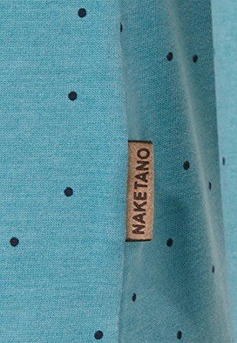 Naketano - Pull - Femme Heritage Fresh Blue Melange