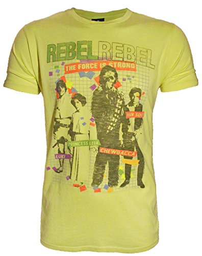 Herren - Junk Food Clothing - Star Wars - T-Shirt (XL) (Food-t-shirts Junk)
