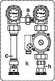 Oventrop Kessel-Anbindesystem Regumat S-130 DN 25 ohne Pumpe