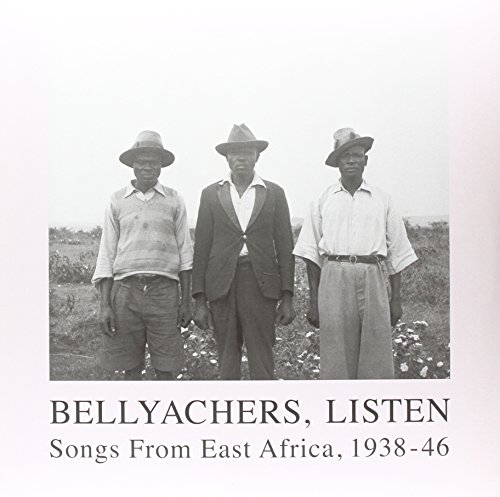 Bellyachers,Listen [Vinyl LP]
