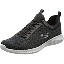 Skechers Elite Flex-Hartnell, Zapatillas Sin Cordones Para Hombre