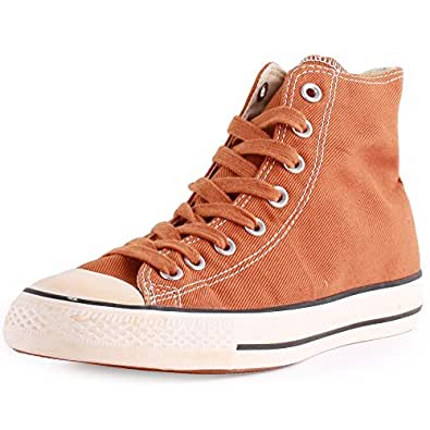 Converse Men's Chuck Taylor All Star Adulte Basic Wash Low-Top Sneakers Size: 8 UK