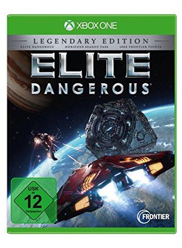Elite Dangerous - Legendary Edition - [Xbox One] - Wetter-klappe