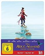 Alice im Wunderland: Hinter den Spiegeln (3D+2D) Steelbook [3D Blu-ray] [Limited Edition] hier kaufen