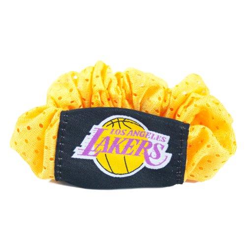 Littlearth NBA Hair Twist, Jungen Damen Mädchen Unisex Herren, Los Angeles Lakers (Lakers Party Supplies)