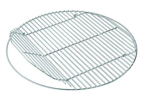 Rösle Grillrost, passend für Rösle Grills F50/F50 AIR, klappbarer Grillrost, spülmaschinengeeignet, Edelstahl 18/10, Ø 50 cm
