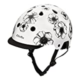 Electra Bicycle Electra Fahrrad Helm Solid Attitude Fashion Serie Magnetverschluss Stylisch, EHelm, Farbe Flowers, Größe S