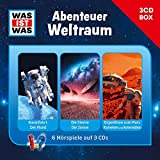 Was Ist Was 3-CD Hörspielbox Vol.6 - Abenteuer Weltraum -
