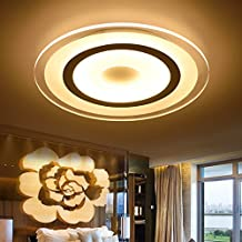 Slim lampada principale del soffitto moderno e