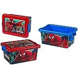 Caja Ordenación Spiderman