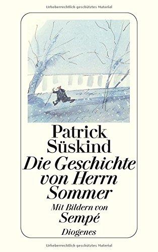 Preisvergleich Produktbild Die Geschichte von Herrn Sommer (detebe)