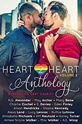 Heart2Heart: A Charity Anthology, Volume 2 (English Edition)