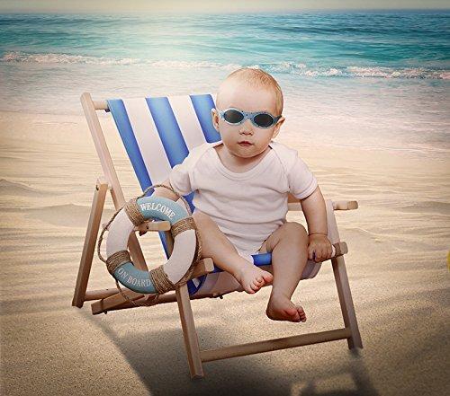 Dooky Baby Banz Baby–Gafas de sol para Silver Star disponible en diferentes colores 2