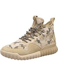 low priced 5f95a eebf4 adidas Originals Tubular X UNCGD Uncaged Camo-Beige Chaussures Homme Sneaker  Baskets