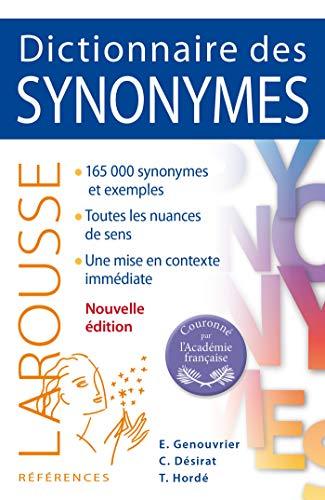 Dictionnaire des synonymes (Références) por Claude Désirat