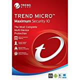TREND MICRO - Maximum Security Licenza per 3 Dispositivi per 1 Anno - Licenza ESD (Electronic Software Distribution)