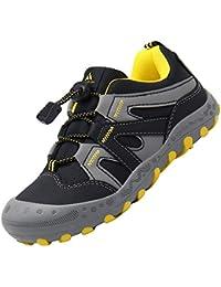 Zapatos Niños Zapatillas Senderismo Niño Bambas de Montaña Trekking para Niña, Gr.24-38 EU