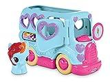 51iQm9qM4FL. SL160  My Little Pony Rainbow Dash Friendship Bus by Playskool UK best buy Review