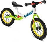 Laufrad Vergleich Puky LR Ride Kinder Laufrad mit Federung weiß/grün bei Amazon