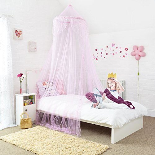 Princess Bed Canopy Amazoncouk