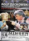 Rolf Zuckowski - Minden 2005 Konzert-Poster A1