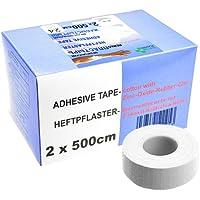 SFM Zink-Oxid Heftpflaster mit Plastikkern in Box, 2cm x 5.0m,(24 St.) preisvergleich bei billige-tabletten.eu