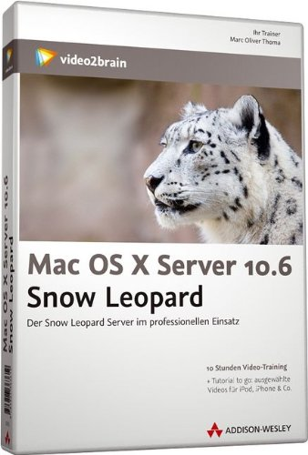 Mac OS X Server 10.6 Snow Leopard (PC+MAC+Linux)