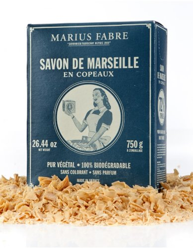 Marius Fabre 'Nature':-copos jabón auténtica