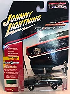 Johnny Lightning JLSP003A 1 1:64 1969 Chevy Camaro (50th Anniv), Color Verde