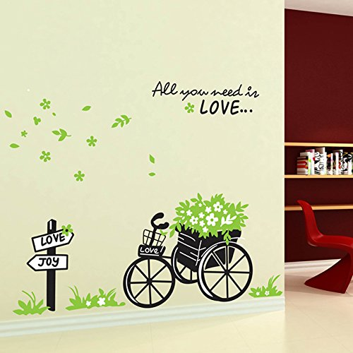 hojas-verde-flores-bicicleta-ingls-letras-adhesivo-para-pared-adhesivo-de-home-de-pvc-casa-vinilo-pa