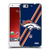 Offizielle NFL Streifen Denver Broncos Logo Ruckseite